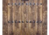 European Rustic Door C14