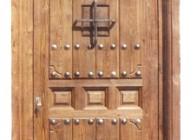 European Rustic Door C17